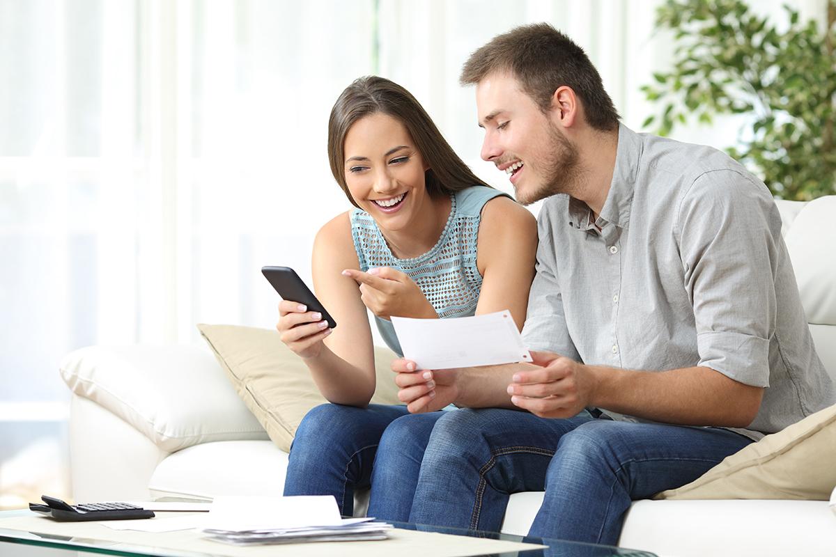 mobile app loan application